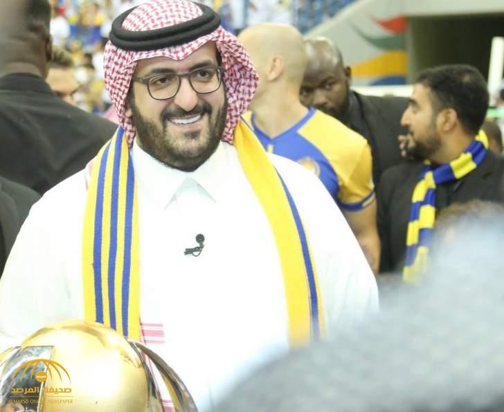 """سعود السويلم يصدم جماهير """"النصر"""".. ويتخذ قرارًا مفاجئًا بشأن ترشحه لرئاسة النادي"""