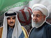 أمير قطر: توسيع العلاقات بين الدوحة وطهران على كافة المستويات