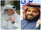 """تركي آل الشيخ يسخر من  رجل الأعمال  القطري """"عادل بن علي """"ويصفه بـ""""الثور""""!"""