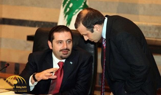 """أول تعليق من """"الحريري"""" على تصريح وزير الخارجية اللبناني بشأن العمالة السعودية"""