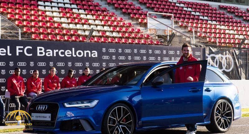 """""""أودي"""" تصدم لاعبي برشلونة .. وتطالبهم بإعادة السيارات التي أهدتها لهم"""