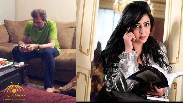 """آخر تطورات قضية سيدة الأعمال """"منى الغضبان"""" المتورطة في فضيحة جنسية مع المخرج المصري  خالد يوسف"""
