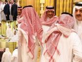 شاهد بالصور: أمير المنطقة الشرقية يستقبل المعزين لليوم الثاني في وفاة والدته الأميرة الجوهرة