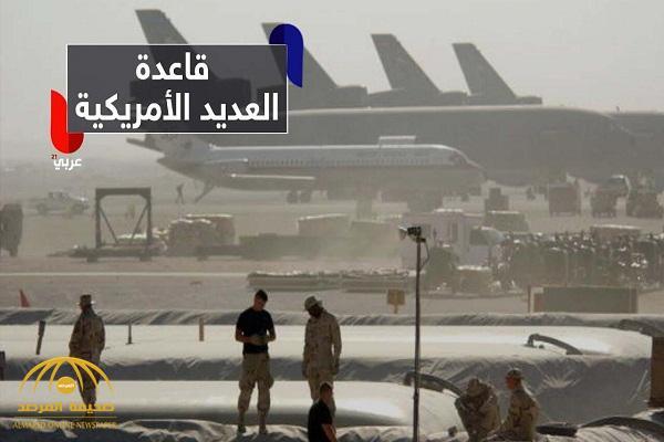 """لأول مرة .. """"الحرس الثوري"""" الإيراني يوجه رسائل تهديد ضد قطر بشأن قاعدة العديد الأمريكية !"""