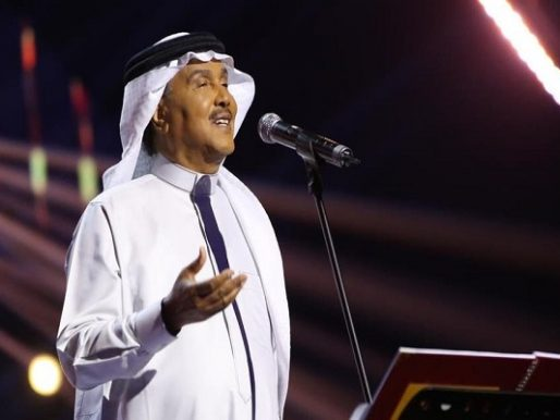شاهد.. كيف تفاعل جمهور أبها مع الفنان محمد عبده !