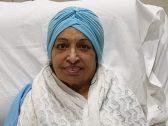 """الفنانة """"أمل عباس"""" تصدم جمهورها بتفاصيل آخر تطورات حالتها الصحية !"""