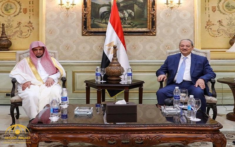 النائب العام يزور القاهرة .. وهذه أبرز الخطط التي ناقشها مع نظيره المصري