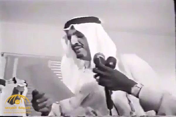 شاهد .. فيديو يوثق أول اجتماع لمجلس الوزراء في عهد الملك سعود .. ولحظة تأدية القسم