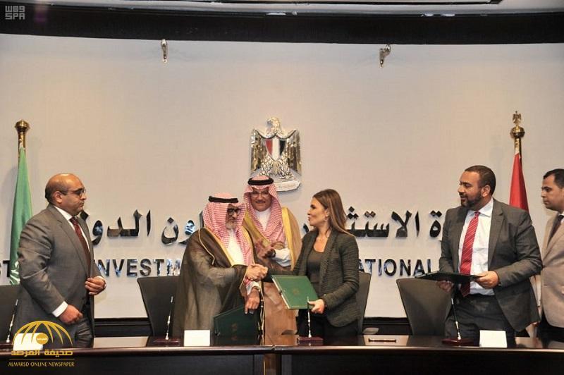 تفاصيل المنحة المالية التي قدمتها السعودية لمصر – صور