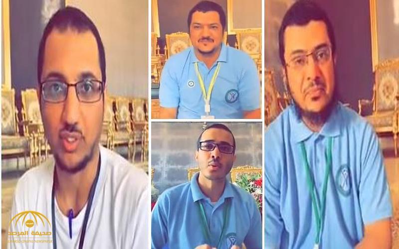 """من سجن ذهبان بجدة.. شاهد: قيادي بـ""""القاعدة"""" وإخوانه الثلاثة يكشفون كيف تم استغلالهم ويوجهون رسائل للمجتمع"""