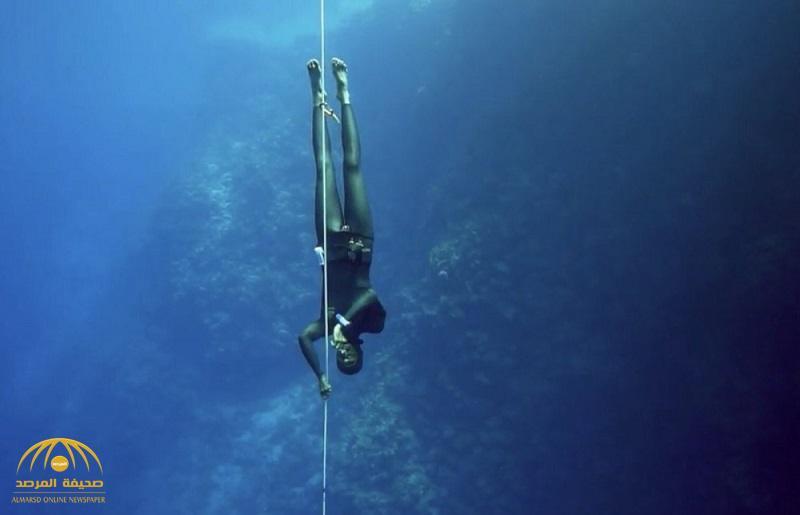 """نهاية """"مأساوية"""" لبطل المملكة في الغوص أثناء رحلة تدريبية في بحر جدة- صور"""