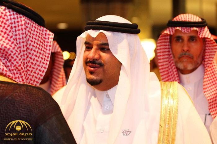 بالصور: نائب أمير الرياض يشرف حفل زواج الأمير أحمد بن سعود آل سعود