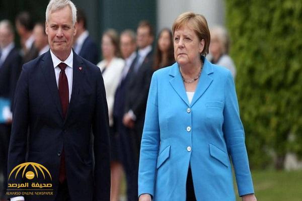 """المستشارة الألمانية تخرج عن صمتها وتعلق على تكرار إصابتها للمرة الثالثة  بـ """"رعشة غريبة"""""""