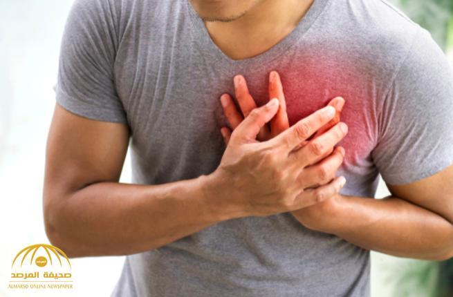 علامتان تحذيريتان لخطر الإصابة بنوبة قلبية !