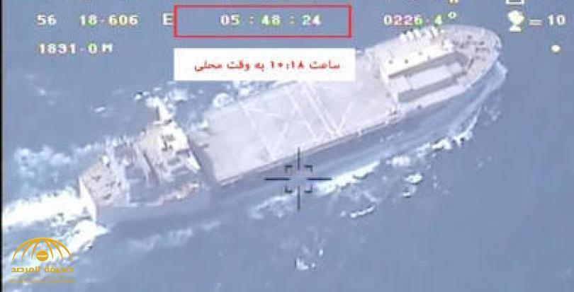 إيران تعلن مسؤوليتها عن اختطاف ناقلة النفط البريطانية