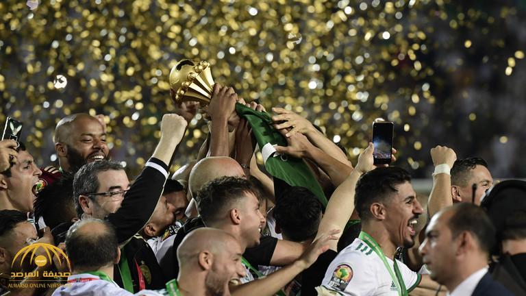 بالفيديو .. الجزائر تفوز على السنغال وتتوج بلقب كأس الأمم الإفريقية