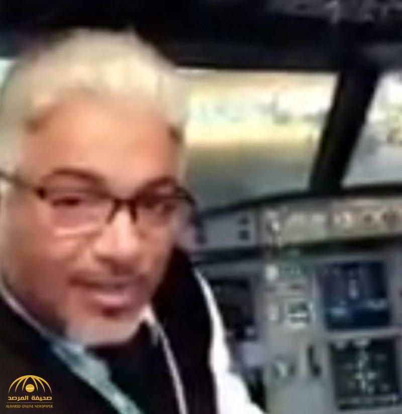 من قمرة القيادة.. الكابتن عبدالله الغامدي يكشف تفاصيل مثيرة حول ما يحدث إذا توقفت محركات الطائرة في السماء! – فيديو