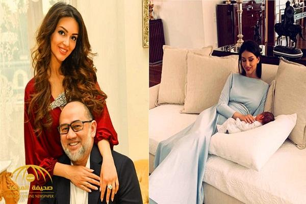 بعد طلاقه من ملكة جمال روسيا.. محامي ملك ماليزيا السابق  يفجر مفاجأة بشأن مولودهما !