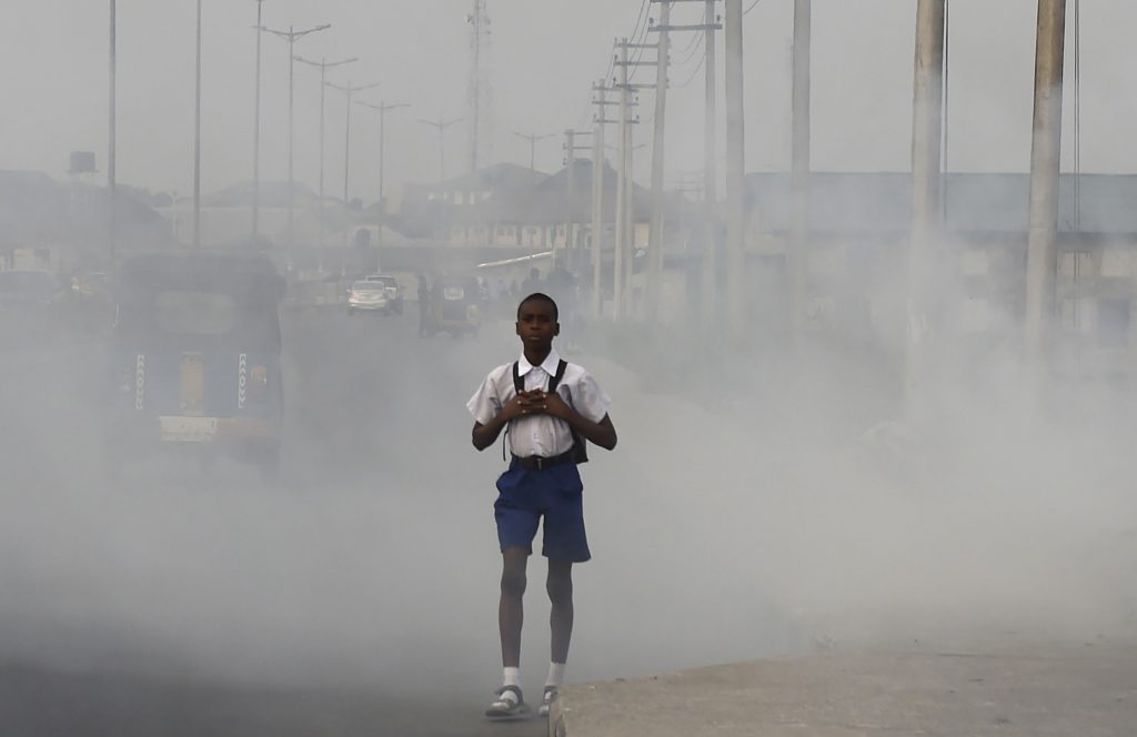 تقرير دولي يكشف البلدان الأكثر تلوثا في العالم ويضم دولاً عربية من بينها السعودية