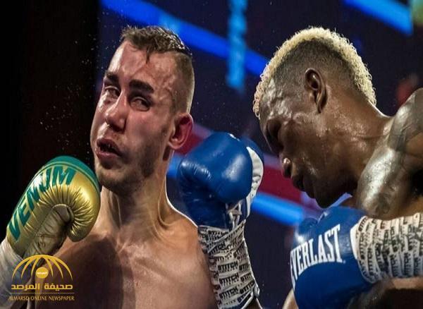 """بعدما تسبب في وفاة خصمه الروسي .. الملاكم البورتوريكي """"ماتياس"""" يفاجىء منظمي المباراة بهذا القرار"""