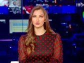 """شاهد: مذيعة """"إم بي سي"""" تتعرض لإصابة بالغة  في هولندا وتفقد القدرة على المشي!"""