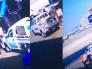 شاهد… لصان يسرقان جهاز تكييف من سيارة متوقفة في جدة !