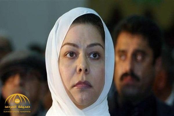 رغد صدام حسين تكشف حقيقة ترحيلها من الأردن
