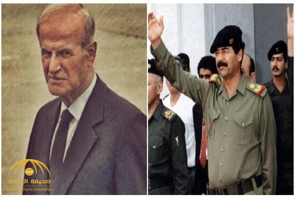 """رسالة سرية قديمة  لـ""""صدام حسين"""" عقب لقاء جمعه بحافظ الأسد تفضح النظام السوري"""