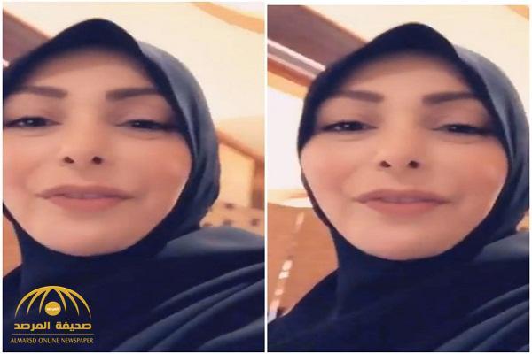 """الفنانة """"أمل حجازي"""" تشكر المملكة على تكريمها: """"معودين على كرم أهل السعودية"""" – فيديو"""