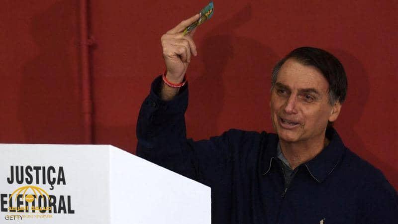 لسبب غريب.. رئيس البرازيل يقترح التقليل من دخول الحمام!