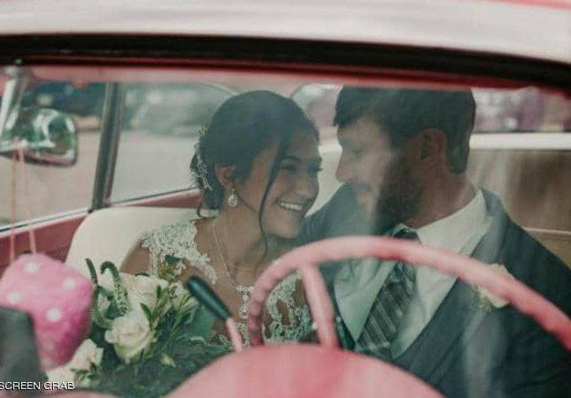 عروس تتلقى صدمة عمرها فتصر على الزفاف وشهر العسل !