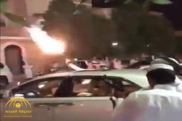 """تفاصيل القبض على مواطن ستيني بعد إطلاق النار بـ""""الرياض"""""""
