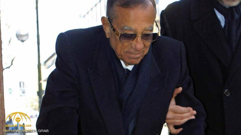 """وفاة صديق مبارك """"حسين سالم"""" مهندس بيع الغاز المصري إلى إسرائيل"""
