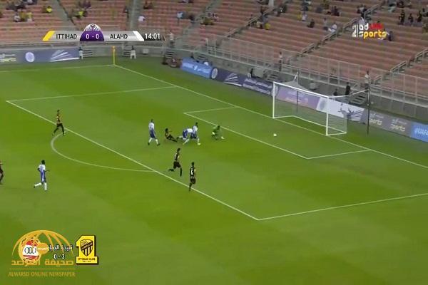 بالفيديو: الاتحاد يفتتح مشواره في البطولة العربية بالفوز على العهد اللبناني بثلاثية في ذهاب دور الـ 32