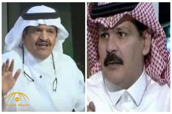 """الطريقي  ساخرا  من """"جستنيه"""".. """"رجع يا عدنان السمسمية!"""