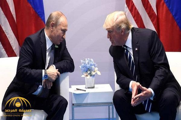 الرئيس الروسي يهدد أمريكا بالصواريخ النووية !