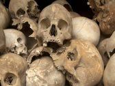 نحات سويدي يستخدم جماجم حقيقية لكشف ملامح بشر عاشوا قبل آلاف السنين.. شاهد كيف ظهروا؟