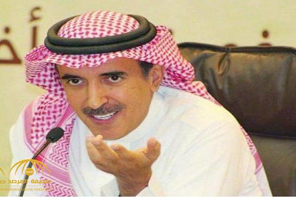 خالد السليمان: قطري يفتتح مطار الملك عبدالعزيز!