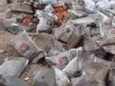 إجراء عاجل من وزارة العمل بعد فيديو  إلقاء جمعية خيرية أطنان من أكياس الرز في الصرف الصحي بفرسان