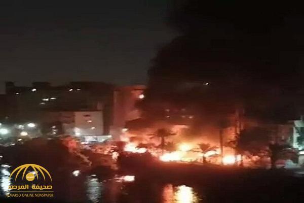 شاهد: انفجار مروع يهز القاهرة .. والكشف عن أعداد الضحايا والمصابين  – صور وفيديو