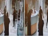 بالفيديو.. شاب عربي يعتدي على موظف ورجل أمن داخل مستشفى إسرائيلي