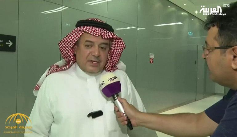بالفيديو : بعد تعادل الأهلي مع العدالة ..  منصور بن مشعل ينتقد المدرب ..  ويتوعده بالقرار الحاسم !