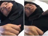 """خادمتان تعتديان بالضرب العنيف على امرأة  مسنة  بالكويت .. والأخيرة : """" طقوني في عيد ميلادي .. عيد أسود"""" – فيديو"""