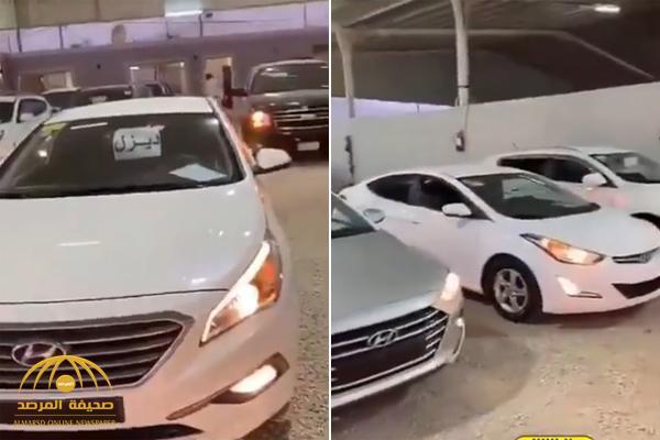 شاهد .. سيارات تعمل بالديزل تصل المملكة