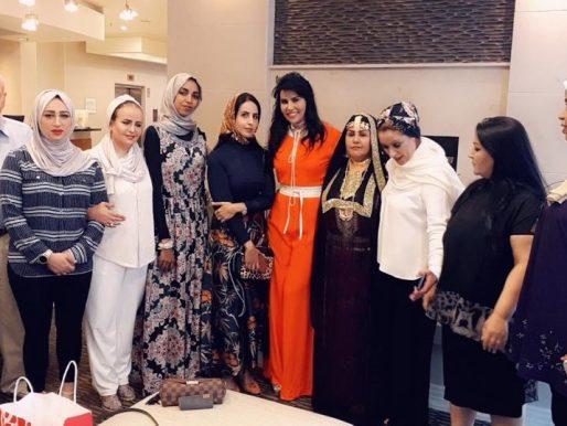 الخارجية الأمريكية تدعو إعلامية سعودية للمشاركة ببرنامج المرأة في السياسة والمجتمع الدولي بإمريكا