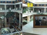 شاهد .. سعودي  يوثق فيديو من داخل قصر الرئيس الشيشاني ويتفاجأ بهذه الصور !