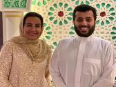"""""""تركي آل الشيخ """" يغرد عن مهمة جديدة .. ويوجه رسالة لـ """"بنات العرب"""" !"""