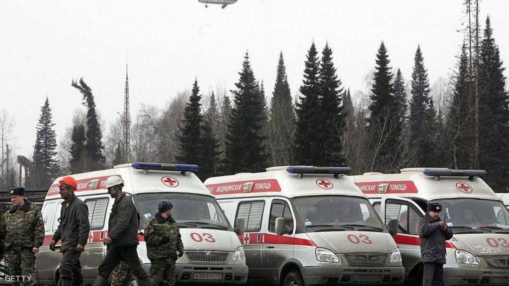 """روسيا تأمر بإخلاء منطقة """"الانفجار النووي"""""""