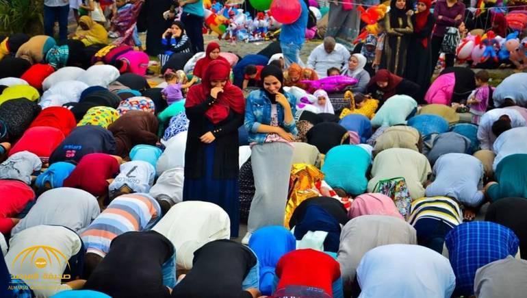 """أول تعليق من الأزهر  على صلاة عيد الأضحى """"المُختلطة"""" في مصر"""