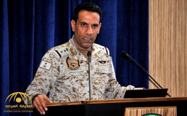"""""""التحالف"""" يكشف تفاصيل عمليته النوعية ضد ميليشيا """"الحوثي"""" في صنعاء .. والأهداف التي قصفتها مقاتلاته"""